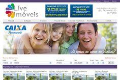Site para corretores de imóveis