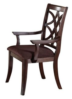 ACME 60258 Keenan Arm Chair Walnut Finish Set of 2 * Continue to the product at the image link.Note:It is affiliate link to Amazon.