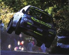 Colin McRae Being Totally Awesome – The Subaru 555 ~ Gone but Not Forgotten~