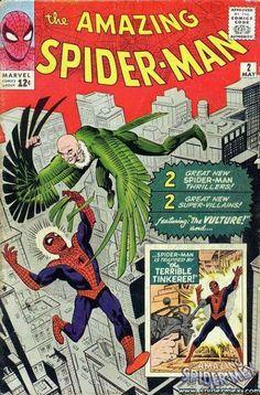 the Amazing Spider-Man, Nº2, Steve Ditko