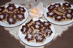 Rozetky s čokoládovou rýží – Hančiny Sladkosti.net