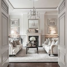 Home Living Room On Pinterest Traditional Living Rooms