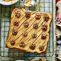 Mary Berry Coffee Walnut Traybake