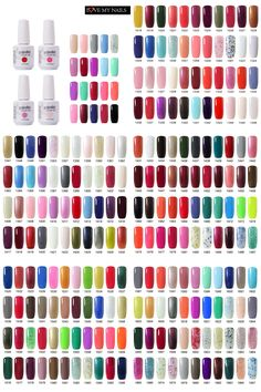 [Visit to Buy] Arte Clavo Choose 1 Pcs From 220 Colors 15ml Gel Polish Nail Art UV Gel Led Lamp Nail Gel Polish Top Gel Nails #Advertisement