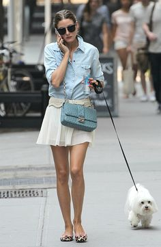 I just love her - Olivia Palermo
