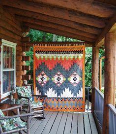 (7) Name: 'Quilting : Modern Montana Quilt Pattern
