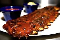 Grilling Recipes, Cooking Recipes, Ribs On Grill, Meatloaf, Good Food, Food And Drink, Sos Barbecue, Fish, Baking