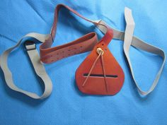 Hunter Leather Shoulder Holster Harness Assembly    eBay