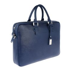 Pedro Men's Briefcase (PM2-25210044 Navy Blue)
