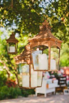Hängende Dekorationen für Ihre Hochzeit Image: 6