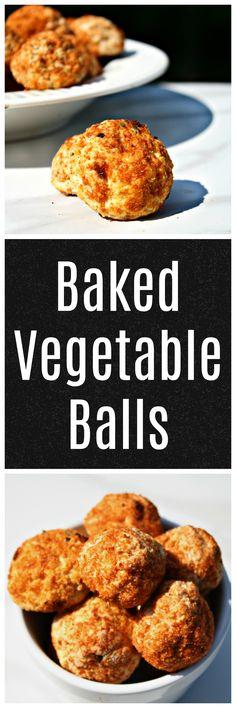 Baked Vegetable Balls