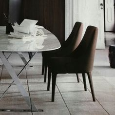 Chairs by Maxalto