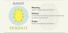 The Beauty in Birthstones Infographic | Chan Luu
