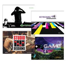MusicEDU Suite offers UNLIMITED access to all four programs with no limitations to the number of students accessing the resources: Keyboard Evolution, Studio Sessions, TrackFormers and GameComposer.