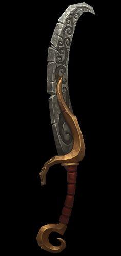 sword by Murph3.deviantart.com on @DeviantArt