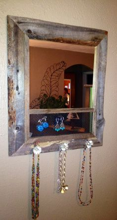 1000+ images about barn board mirrors on Pinterest ...
