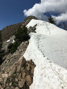 Mount Raymond summit hike.