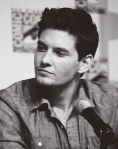 Ben Barnes.....I'm sorry what were you saying?