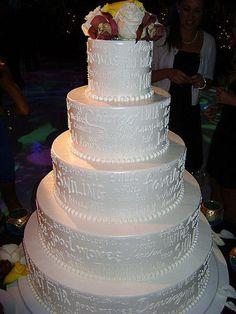favorite cake idea EVER