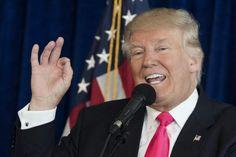 Not everyone got Trump's big joke