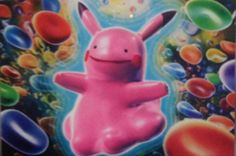 Ditto as Pikachu