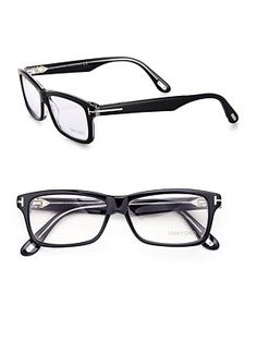 4f016978e1 Tom Ford - Rectangular Plastic Eyeglasses