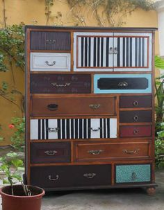 comodas vintage consolas vintage xinfonier vintage muebles vintage . www.decoraciongimenez.com