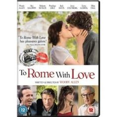 http://ift.tt/2dNUwca | To Rome With Love DVD | #Movies #film #trailers #blu-ray #dvd #tv #Comedy #Action #Adventure #Classics online movies watch movies  tv shows Science Fiction Kids & Family Mystery Thrillers #Romance film review movie reviews movies reviews