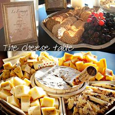 The Cheese Table - Murder Mystery Dinner Party