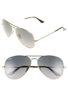 953e8354bc79 Ray-Ban  Org Aviator  62mm Sunglasses Ray Ban Sunglasses