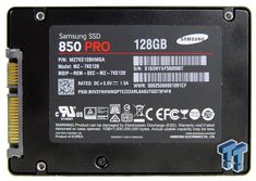 Samsung 850 Pro 128GB SSD Review