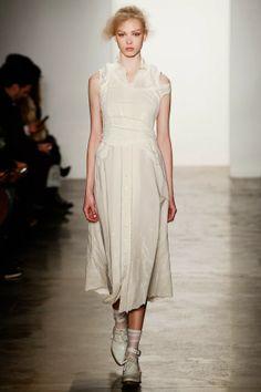 NY Fashion Week - 2014 - Alexandre Herchcovitch