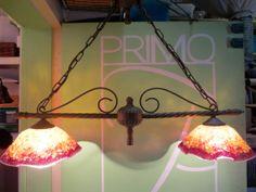 Kitchen Island Lighting - Custom Chandelier - Pendant Light - Hanging Lamp - Glass Lighting - Hand Blown Glass $575.00