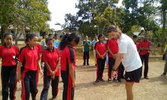 The activity of CAC in soe: last visit to SMAN 1. Thank you for your hospitality http://www.unipapua.net #Indonesia #UniPapuaFC #Football ##socialfootball #FIFA #streetfootballworld #CoachesAcrossContinents #Bola #sepakbola