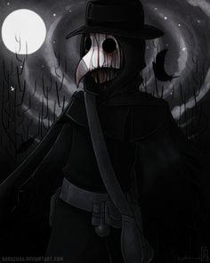 Plague Doctor by Hagazusa