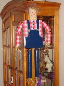 Beat the Scarecrow Pinata Game