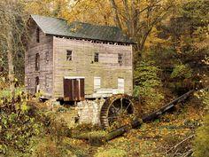 Becks Mill, Salem, Indiana