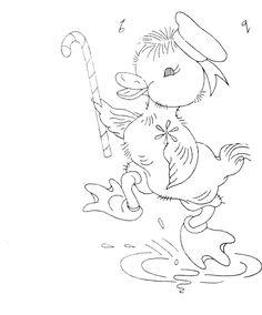 lw duck
