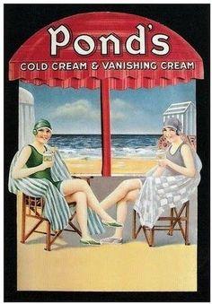 Ponds ad, c. 1920s