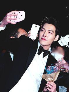 Kim Woo Bin's Eyebrows : Photo