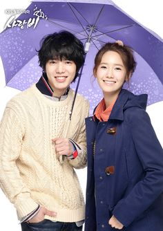 Jung Hana & Lee Sun Ho