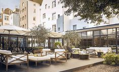 Pulitzer Amsterdam - Hospitality Design