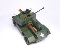 TRACK-LINK / Gallery / AEC Armoured Car Mk.III