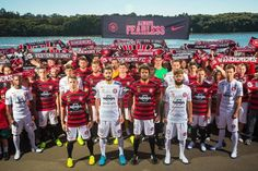 Western Sydney Wanderers 2014 / 2015 Black Pride, Wander, Westerns, Sydney, Football, Japan, Baseball Cards, Sports, Soccer