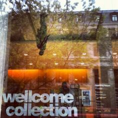 Wellcome Collection 'The free destination for the incurably curious', thought-provoking and fascinating