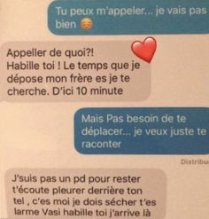 on veit tous se mec Message Mignon, Happy Birthday My Love, Couple Texts, Cute Messages, Love Days, French Quotes, Me Me Me Song, Some Words, Cute Love