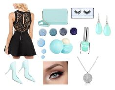 """Untitled #159"" by livcuthrell on Polyvore featuring ShoeDazzle, Kate Spade, Terre Mère, Topshop, River Island and Rina Limor"