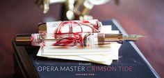 Opera Master: Crimson Tide Goulet Pens