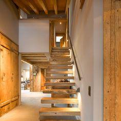 Holzbau herbst aus unken salzburg steht f r holzhaus for Innendekoration engadin