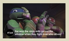 What we love about the Turtles